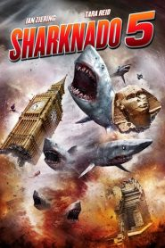 Sharknado 5: Aletamiento global