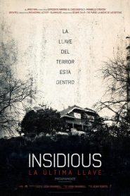 Insidious: The Last Key (La Ultima Llave)