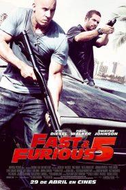 Fast & Furious 5 (Rápidos y Furiosos 5 – A todo gas 5)