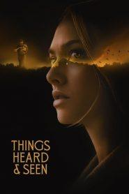 La apariencia de las cosas (Things Heard & Seen)