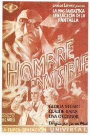 El hombre invisible (1933)